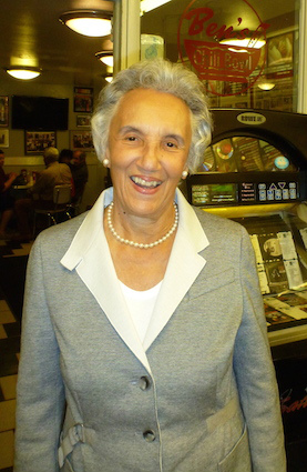 Virginia Aliさん