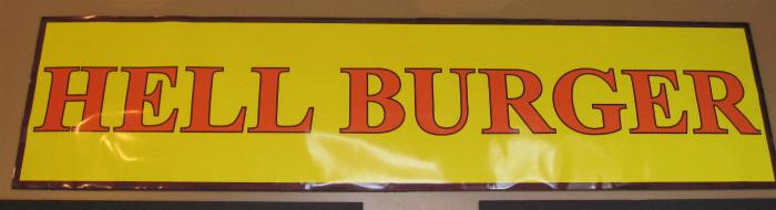 Ray's Hell Burgerです