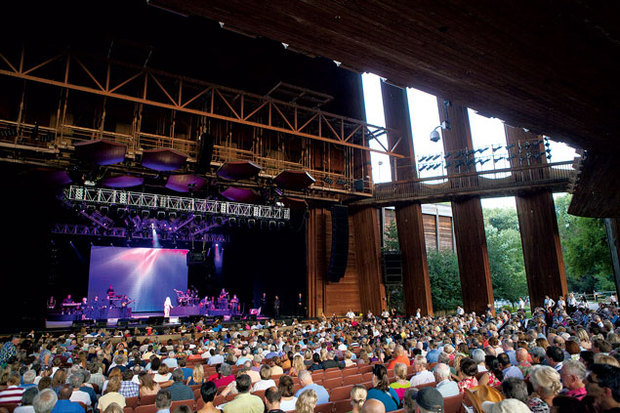 Dolly Parton at Wolf Trap