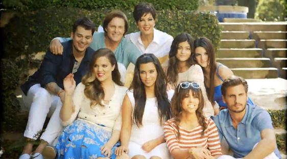 ブルース・ジェナーとその家族