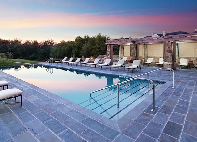 サラマンダーリゾートのプール