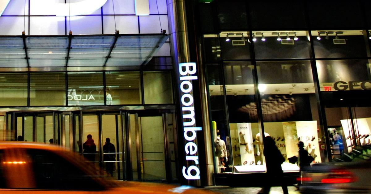 Bloomberg看板