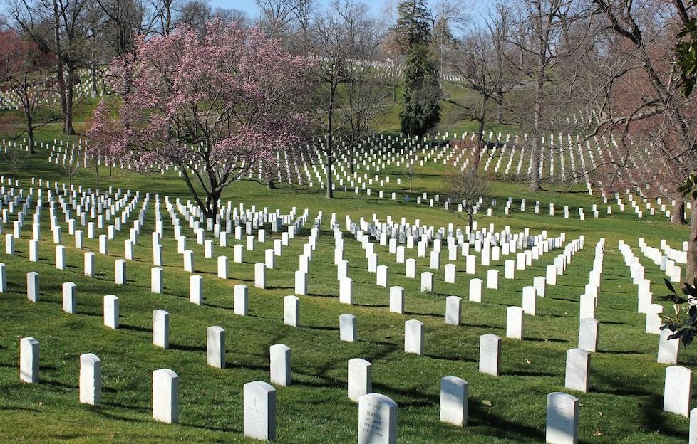 アーリントン国立墓地