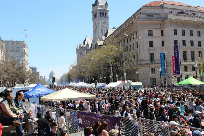 ストリートフェスティバル